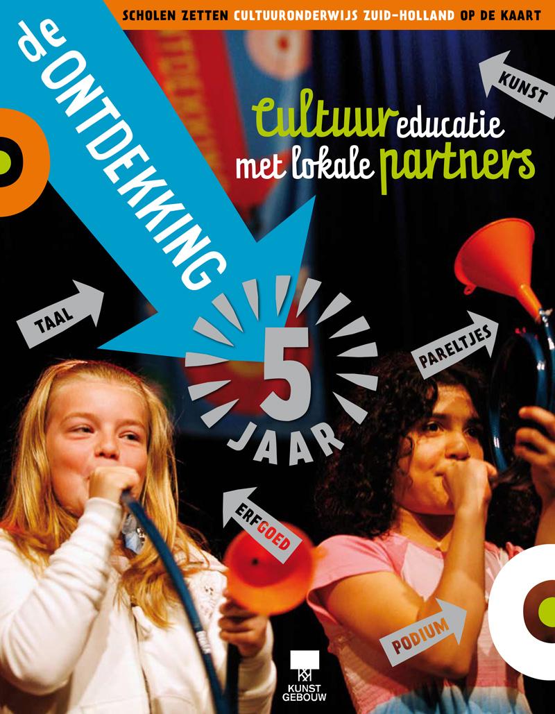 Cover magazine De Ontdekking