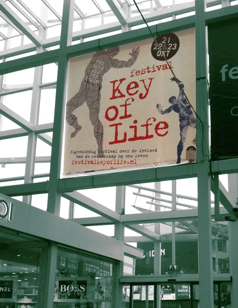 Key of Life Leiden NS station