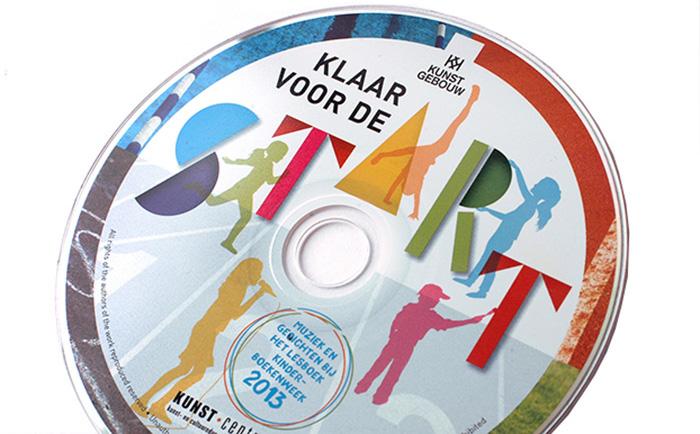CD bij Lesboek Klaar voor de start