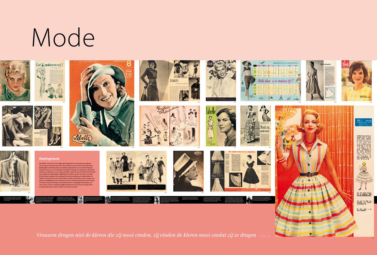 Mode paneel tentoonstelling 40 jaar Libelle