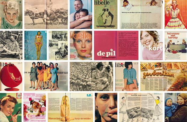 Uitnodiging 40 jaar Libelle in de Kunsthal Rotterdam