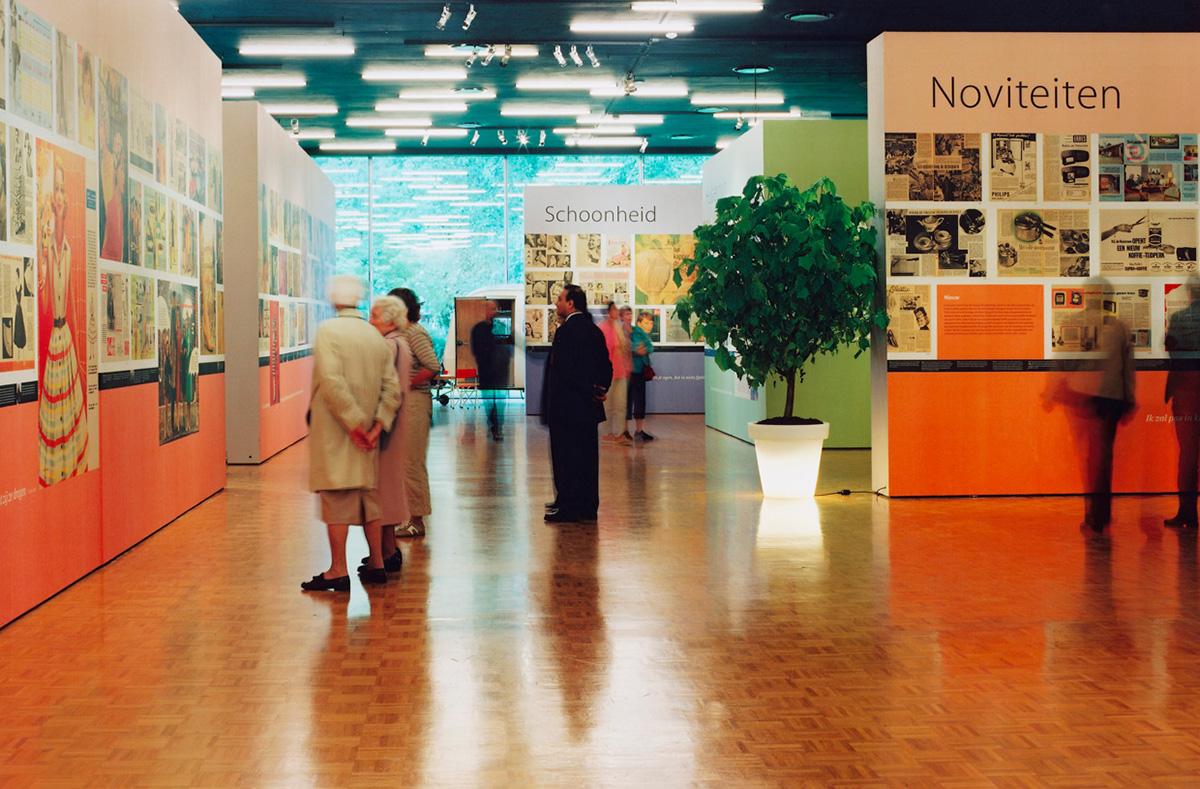 Tentoonstelling 40 jaar Libelle in de Kunsthal Rotterdam