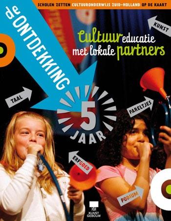 Cover Magazine de Ontdekking voor Kunstgebouw