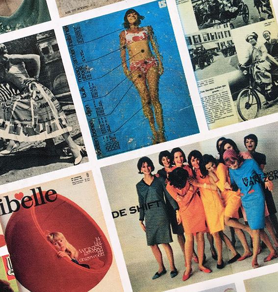 Tentoonstelling Libelle 40 jaar Kunsthal Rotterdam